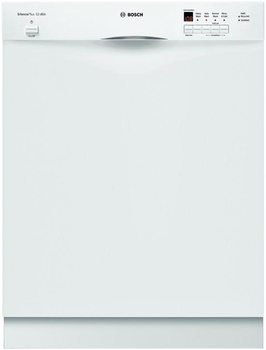 Bosch 500 series dishwasher installation Manual error codes