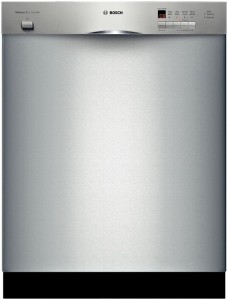 SHE23R55UC Bosch 300-series dishwasher (stainless steel)