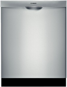 SHE43RL5UC Bosch 300-series dishwasher (stainless steel)