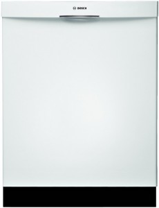 SHE55R52UC Bosch 500-series dishwasher (white)