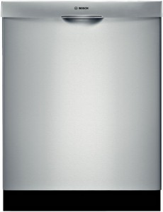 SHE55R55UC Bosch 500-series dishwasher (stainless steel)
