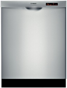 SHE68R55UC Bosch 800-series dishwasher (stainless steel)