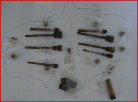 1983 mazda rx7 carb rebuild kit