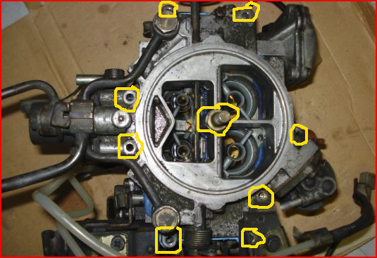 Rx 7 Carburator Troubleshooting